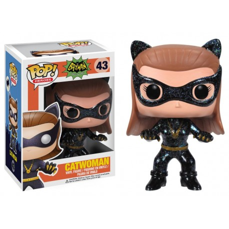 Funko Pop! Heroes 43: Cat Woman 1966