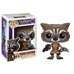 Funko Pop! Marvel 48: Guardians of the Galaxy - Rocket
