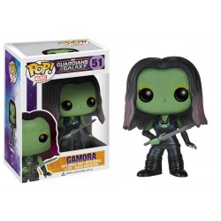 Funko Pop! Marvel 51: Guardians of the Galaxy - Gamora