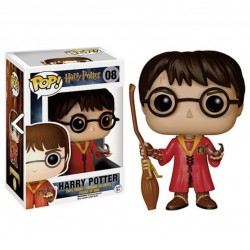 Funko Pop! Movies 08: Harry Potter - Quidditch Harry