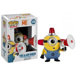 Funko Pop! Movies 126: Despicable Me - Fire Alarm