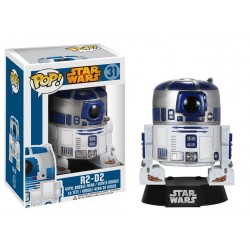 Funko Pop! Star Wars 31: R2-D2