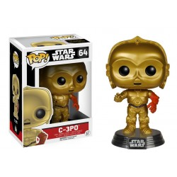Funko Pop! Star Wars 64: Episode VII The Force Awakens - C3PO