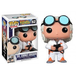 Funko Pop! Movies 50: Back To Future - Dr. Emmet Brown