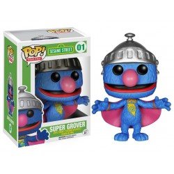 Funko Pop! TV: Sesame Street - Super Grover