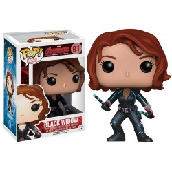 Funko Pop! Marvel 91: Avengers 2 - Black Widow