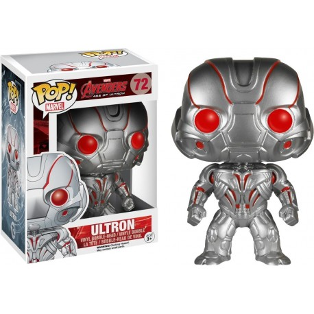 Funko Pop! Marvel 83: Avengers 2 - Grinning Ultron