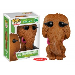 Funko Pop! TV 06: Sesame Street - Snuffleupagus (6 inches)