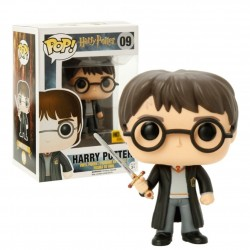 Funko Pop! Movies 09: Harry Potter - Harry Potter with Sword of Gryffindor