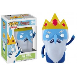Funko Pop! TV 34: Adventure Time - Ice King
