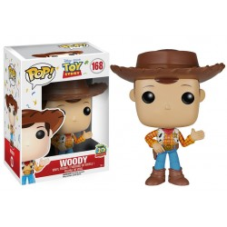 Funko Pop! Disney 168: Toy Story - Woody
