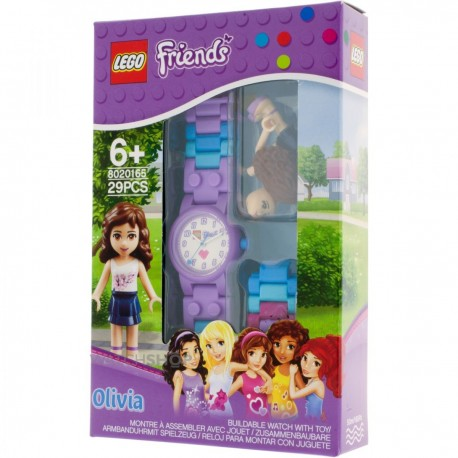 LEGO Friends 8020165 Olivia Kids Watch