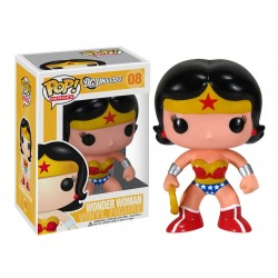 Funko Pop! Heroes 08: Wonder Woman