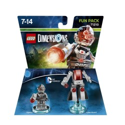 LEGO Dimensions 71210 Fun Pack: Cyborg