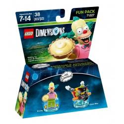 LEGO Dimensions 71227 Fun Pack: Krusty