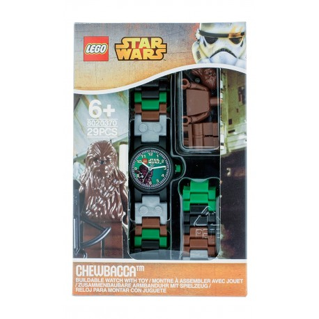 LEGO Star Wars 8020370 Chewbacca Kids Watch