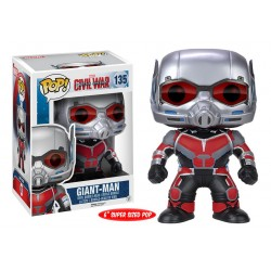 Funko Pop! Marvel 135: Captain America 3 - Giant Man (6 Inches)