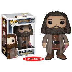 Funko Pop! Movies 07: Harry Potter - Rubeus Hagrid (6 Inches)