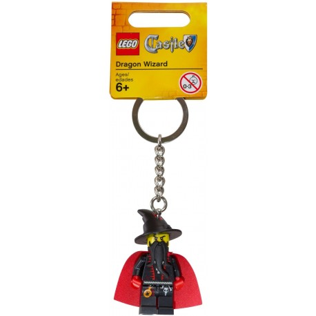 LEGO Castle 850886 Dragon Wizard Key Chain
