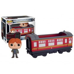 Funko Pop! Rides 21: Hogwarts Express Traincar With Ron Weasley