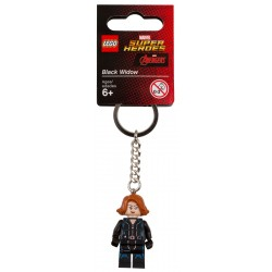 LEGO Marvel Super Heroes 853592 Black Widow Key Chain