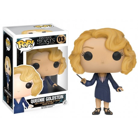 Funko Pop! Movies 03: Fantastic Beasts And Where To Find Them - Queenie Goldstein