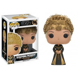 Funko Pop! Movies 06: Fantastic Beasts And Where To Find Them - Seraphina Picquery