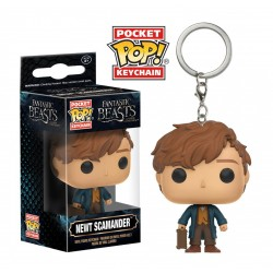 Funko Pocket Pop! Keychain: Fantastic Beasts And Where To Find Them - Newt Scamander