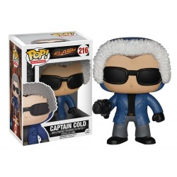 Funko Pop! TV 216: The Flash - Captain Cold