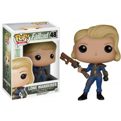 Funko Pop! Games 48: Fallout - Lone Wanderer (Female)