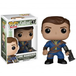 Funko Pop! Games 47: Fallout - Lone Wanderer (Male)