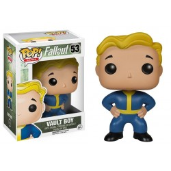 Funko Pop! Games 53: Fallout - Vault Boy