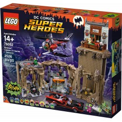 LEGO DC Super Heroes 76052 Batman Classic TV Series - Batcave
