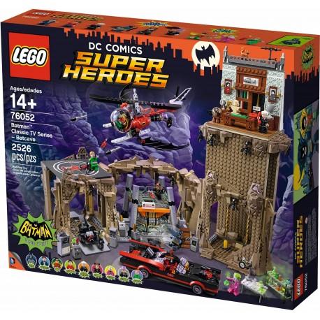 LEGO DC Super Heroes 76052 Batman Classic TV Series - Batcave