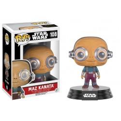 Funko Pop! Star Wars 108: Maz Kanata