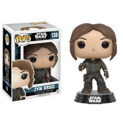 Funko Pop! Star Wars 138: Rogue One - Jyn Erso