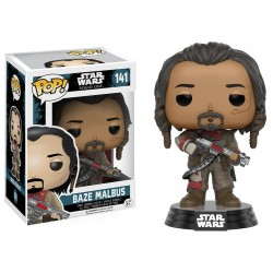 Funko Pop! Star Wars 141: Rogue One - Baze Malbus
