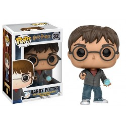Funko Pop! Movies 32: Harry Potter - Harry Potter With Prophecy