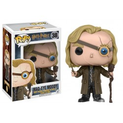 Funko Pop! Movies 38: Harry Potter - Mad-Eye Moody