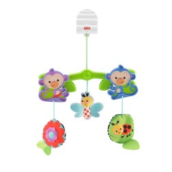 Fisher Price Springborn Stroller Activity Palls
