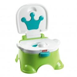 Fisher Price Babygear Royal Stepstool Potty