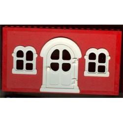 Window and Doors (Fabuland House Block)