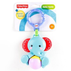 Fisher-Price Springborn Roller Rattle (Birth & Up)