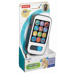 Fisher-Price Infant Smart Phone (6-36 Months)