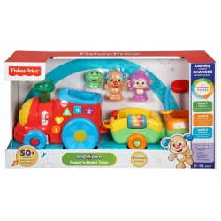 Fisher-Price Infant Puppy's Smart Train (6-36 Months)