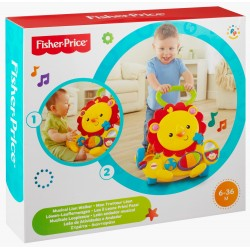Fisher Price Infant Musical Lion Walker (6-36 Months)