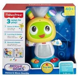 Fisher-Price Infant Bright Beats Dance & Move BeatBo