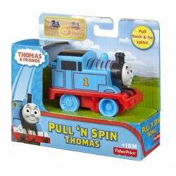 Thomas & Friends Pull 'n Spin Thomas