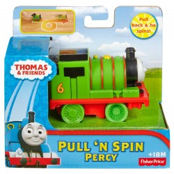 Thomas & Friends Pull 'n Spin Percy