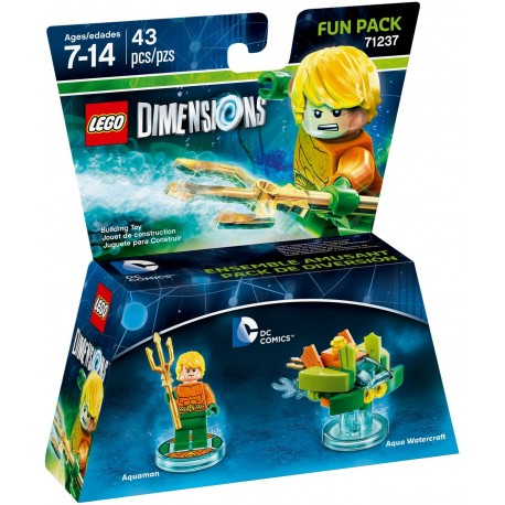 LEGO Dimensions 71237 Fun Pack: Aquaman